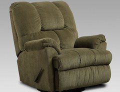 AF2700 Swivel Rocker Recliner- Only $499.00